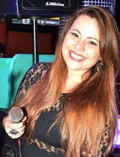 Fabiana Barbosa - Vocal em Disco Queen