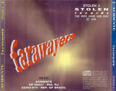 Farawayers Back