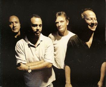 Acidente 2002: Ary Menezes, Mario Costa, Renato Borges e Paulo Malária